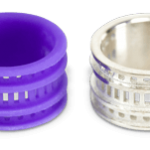 3d-systems-visijet-m2-cast-wax-rings-casting